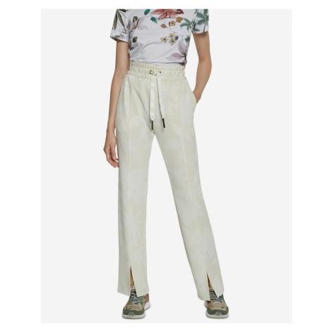 Pintuck Kalhoty Desigual