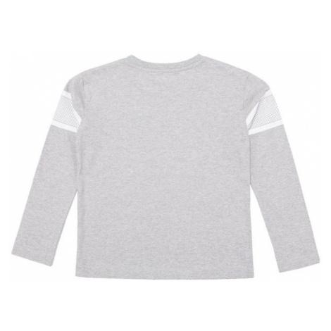 Dětské trička s dlouhým rukávem LONGSLEEVE JUNIOR JTSML100 SS18 - 4F