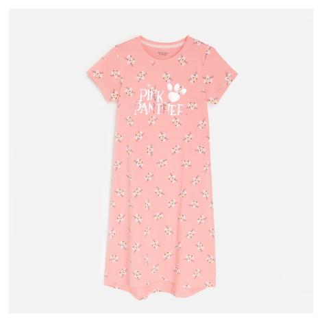Reserved - Girls` nightdress - Růžová