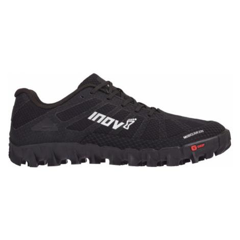UNI běžecké boty Inov-8 Mudclaw 275 (P) černá/stříbrná