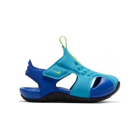 Nike Sunray Protect 2 Modrá