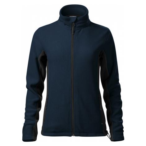 Malfini Frosty Dámská fleece bunda 52802 námořní modrá