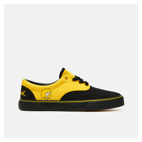 Cropp - Ladies` sneakers - Žlutá