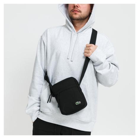 LACOSTE Neocroc Canvas Vertical All-Purpose Bag černá