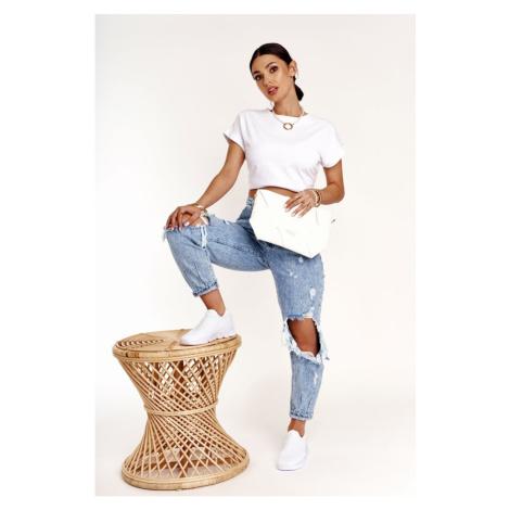 Women's Slip-on Sneakers Big Star DD274460 White Kesi
