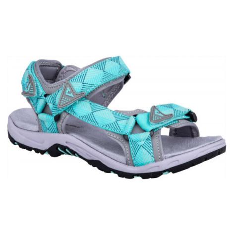 Crossroad MADDY modrá - Dámské sandály