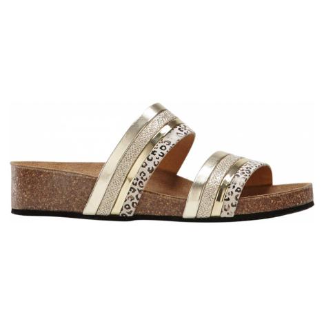 Kožené pantofle Bonprix