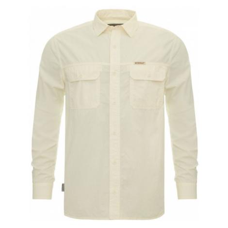 Pánská košile BUSHMAN CALVARY krémová