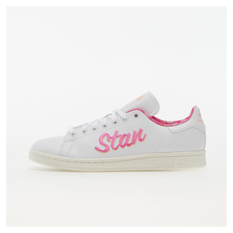 adidas Stan Smith Ftw White/ Screaming Pink/ Off White