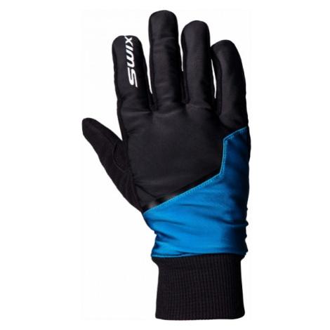 Swix ARA M černá - Dokonale padnoucí teplé rukavice na běžecké lyžování
