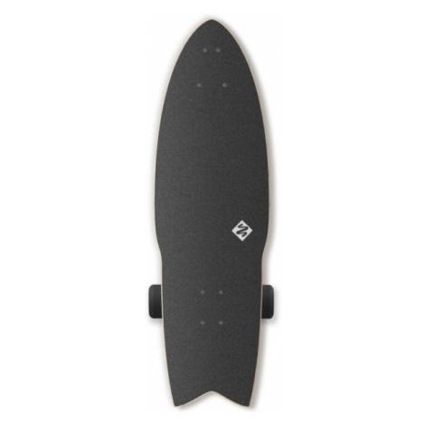 Street Surfing SHARK ATTACK 30 GREAT WHITE černá - Longboard