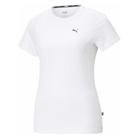 Dámské tričko Puma ESS Small Logo Tee Bílá