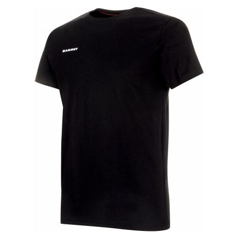 Tričko Mammut Siele T-Shirt - černá