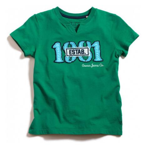 GUESS Kids tričko Mixed Appliqué GU100