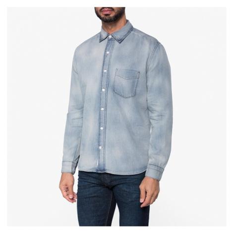 Modrá džínová košile Air Cheap Monday