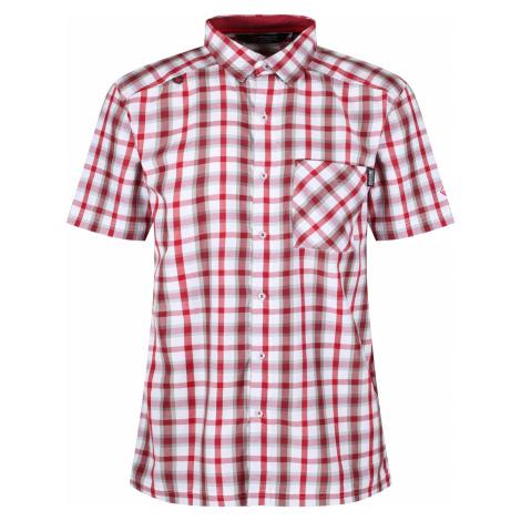 Pánská košile Regatta MINDANO III červená