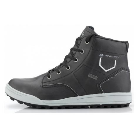 ALPINE PRO TILL Pánská městská obuv MBTK119990 černá