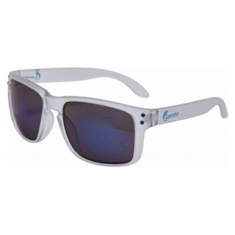 Laceto LT-T0521 BRYLE ELI bílá - Designové sluneční brýle