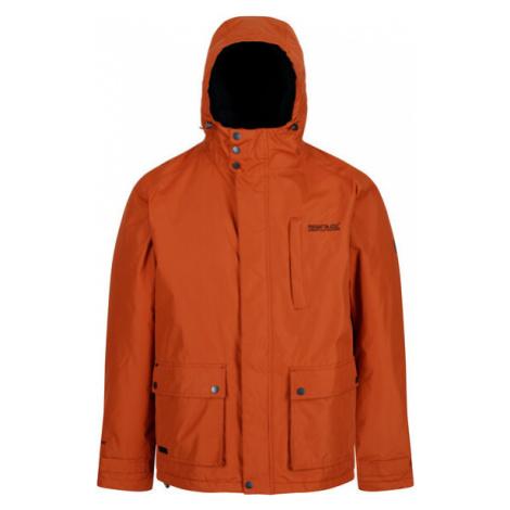 Pánská zimní bunda Regatta RMP265 Sterlings Světle