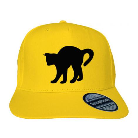 Kšiltovka Snapback Rapper Kočka - Čiko