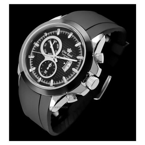 Pánské hodinky GINO ROSSI WULKAN 8003C-3C1