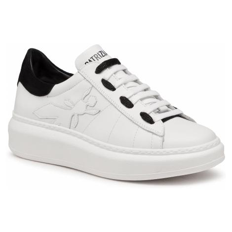 Sneakersy PATRIZIA PEPE - 2V9708/A3KW-F2LU White/Black