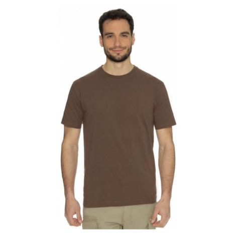 Pánské tričko BUSHMAN BASE hnědá