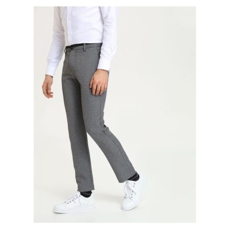 Top Secret Kalhoty pánské SLIM FIT poslední kus