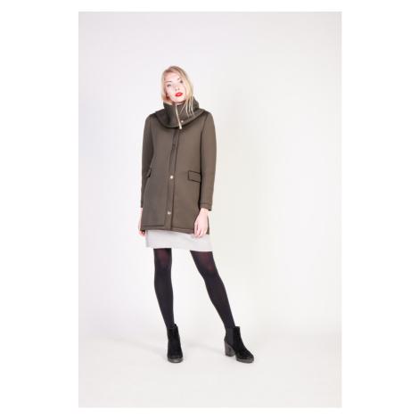 Fontana dámský khaki kabát Fontana 2.0