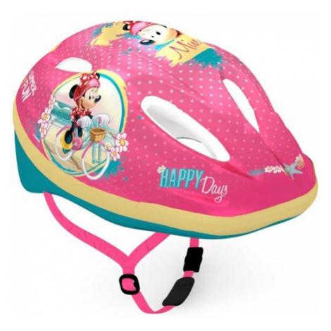 Disney PRILBA růžová - Dětská cyklistická přilba