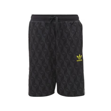 Adidas Šortky Černá