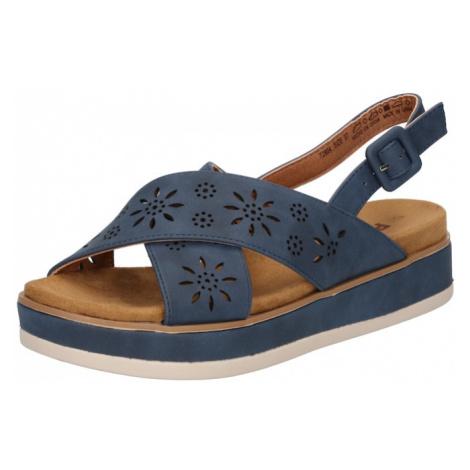 Refresh Sandály námořnická modř