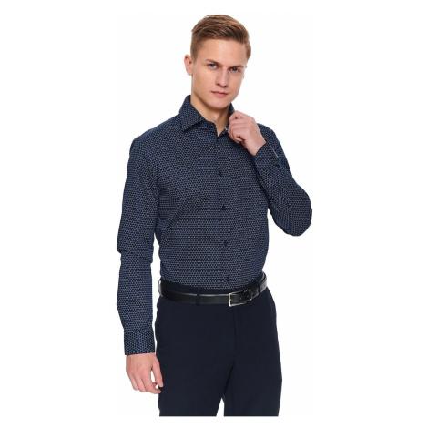 Men's shirt Top Secret Patterned