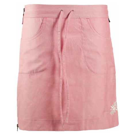 Letní funkční sukně SKHOOP Annie Short, carmine pink