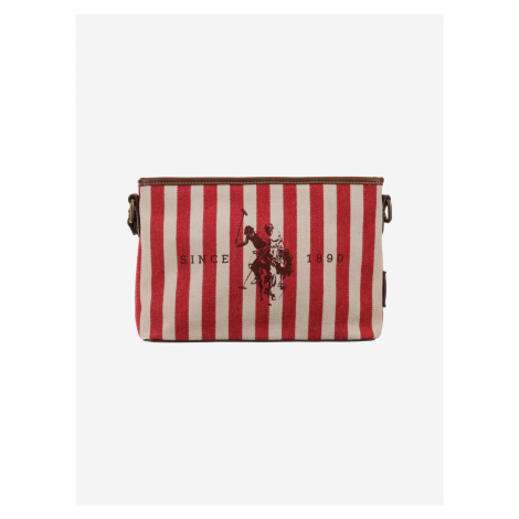 Maryland Cross body bag U.S. Polo Assn Červená