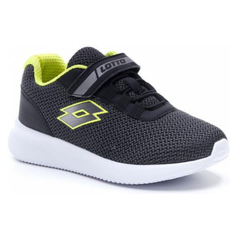 Lotto TERALIGHT CL SL žlutá - Dětské volnočasové boty