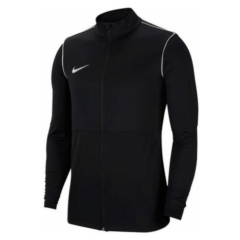 Mikina Nike Park 20 Knit Track Černá / Bílá