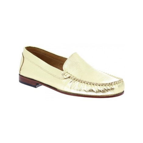 Leonardo Shoes 318L ORO Zlatá