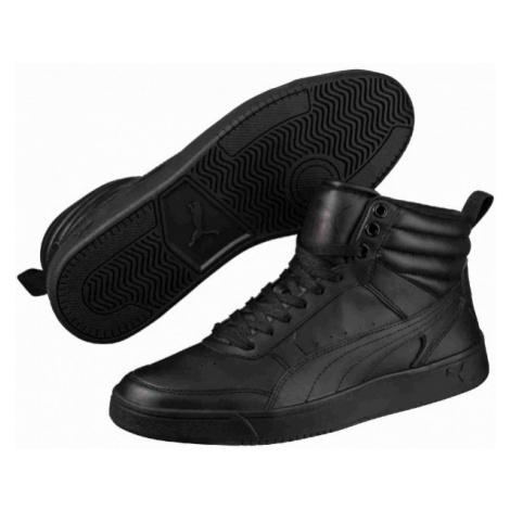 Puma REBOUND černá - Pánské vycházkové boty