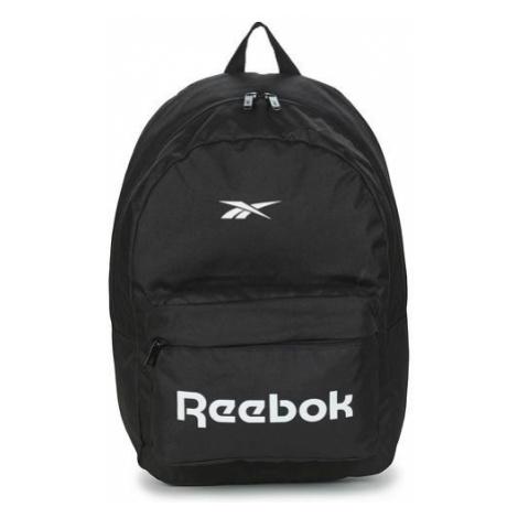 Batoh Reebok ACTIVE CORE BACKPACK Černá / Bílá