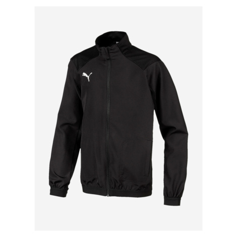 Bunda Puma Liga Sideline Jacket Jr Černá