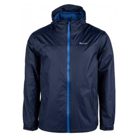 Willard GRIEG tmavě modrá - Pánská šusťáková bunda
