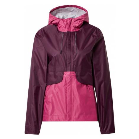 UNDER ARMOUR Sportovní bunda pink / červenofialová