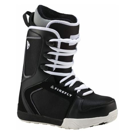 Boty na snowboard Firefly C30 - černá