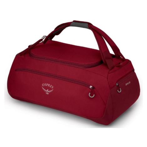 OSPREY DAYLITE DUFFEL 60 Cestovní taška 2v1 10011912OSP cosmic red L