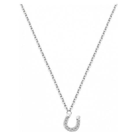 Morellato Ocelový náhrdelník s podkovou Enjoy SAIY06