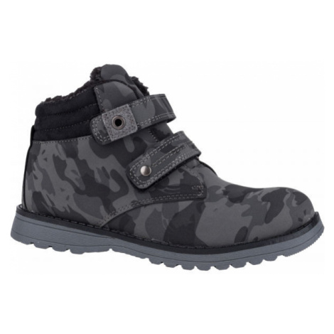 Loap EVOS šedá - Dětské zimní boty