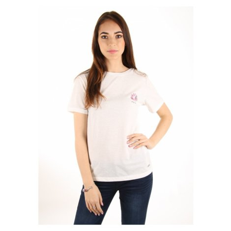 Pepe Jeans dámské bílé tričko Vanessa