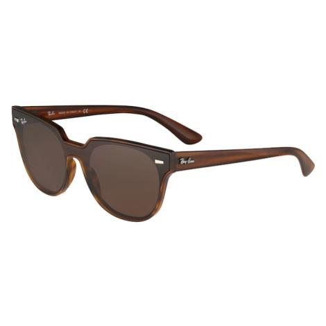Ray-Ban Sluneční brýle 'BLAZE METEOR' hnědá