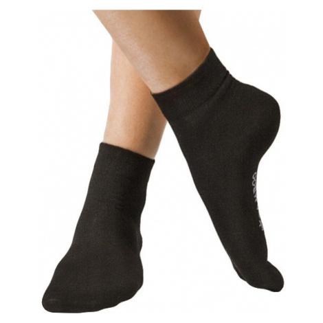Ponožky Gino černé (82004) S